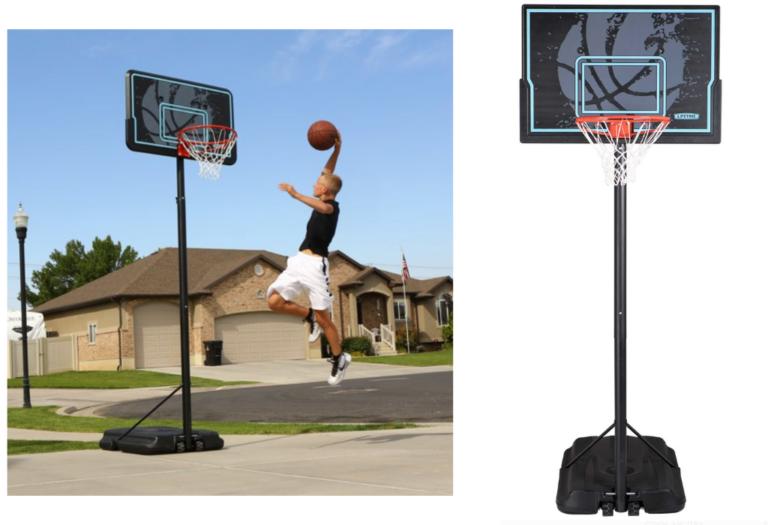 Basketball Hoop!!