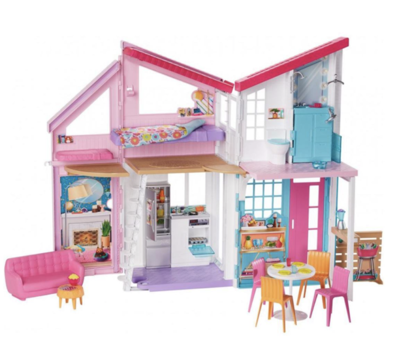 Barbie Dreamhouse!