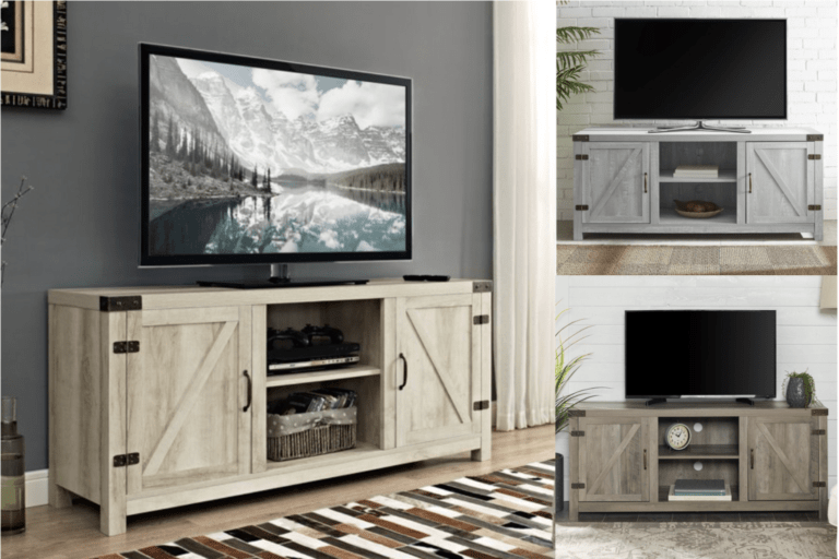 Farmhouse TV Stands!!