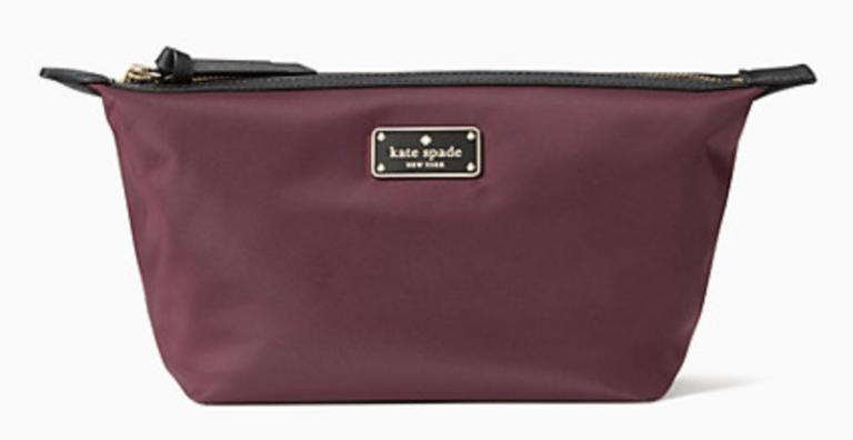 Kate Spade Cosmetic Bag!