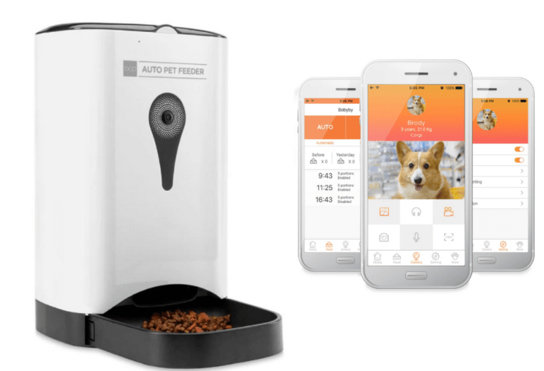 Automatic Pet Feeder!