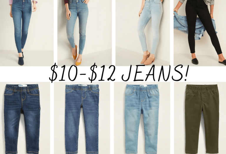 Old Navy JEANS!!!!! $10!!!