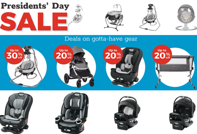 BuyBuyBaby S-A-L-E on baby gear!!!