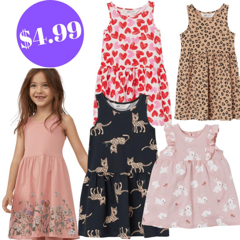 $4.99 girls dresses!!!