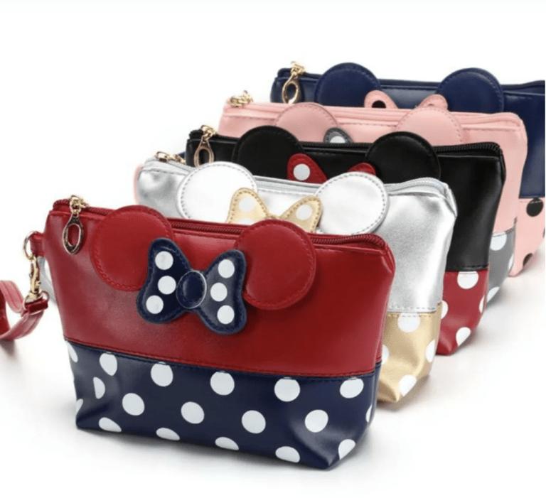 Disney Cosmetic Bags!!